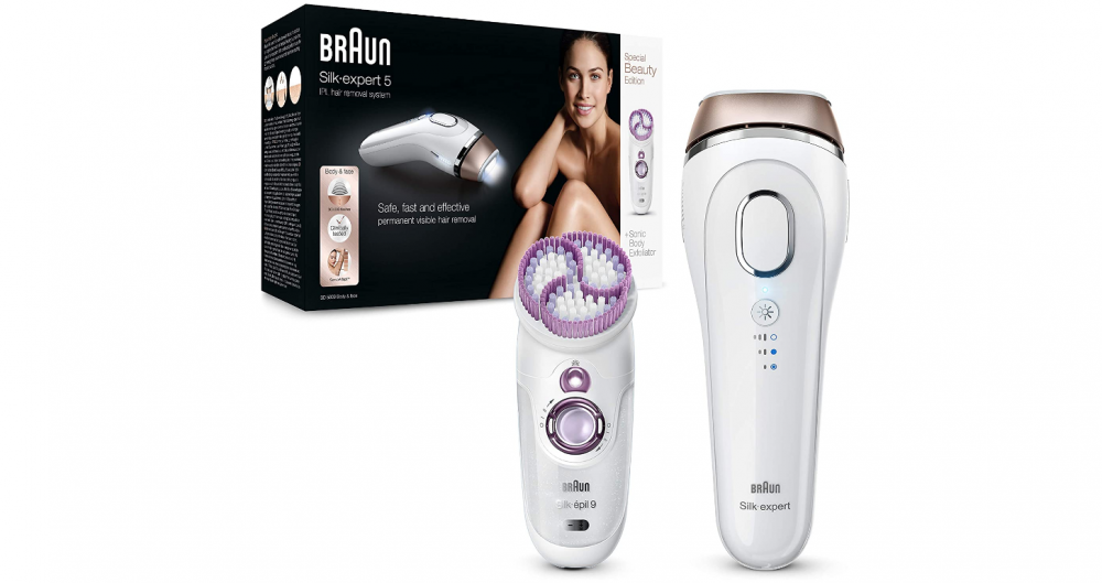 Braun Silk-expert 5 (ver en Amazon)